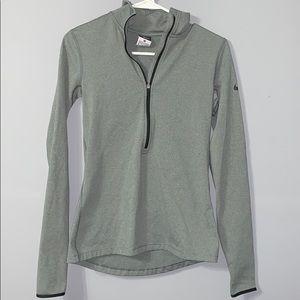 Nike quarter-zip